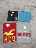 Hollister tshirts from USA