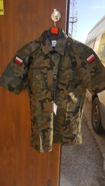 dc528316fedf07 Koszulo-bluza polowa rip-stop wz.93