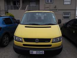 vw carrevelle 2.5 tdi