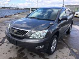 2011 Toyota Harrier Leather Seats