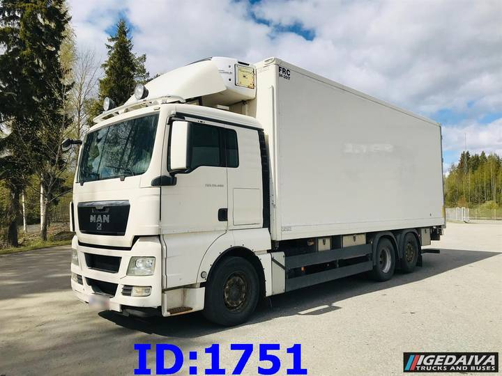 Scania TGX 26.480 6x2 - 2012