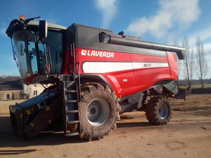 Laverda m 410 - 2015