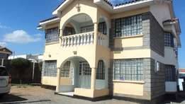 Beautiful Six bedroom Mansion for sale in Kitengela EPZ Estate