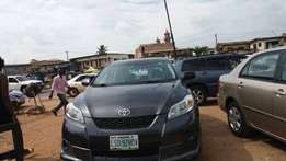 Registered Toyota Matrix 2009