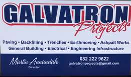 Galvatron Projects