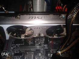 msi 1.5gig gtx 580 twin frozer 2 for sale
