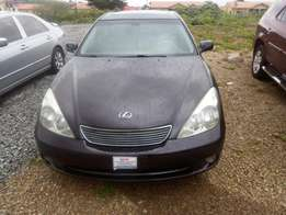 Lexus es Tokunbo leather interior