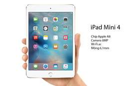 Apple ipad mini 4 silver 64gb brand new