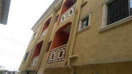 Brand new 2bdrm flat To Let at Irawo,Owode. Rent- 420k