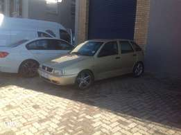 Polo playa1.8 neat in need out start nd go R38000neg
