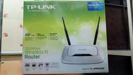 TL-WR841ND Router