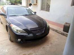 2006 Toyota Camry Coupe 4 Cylinder