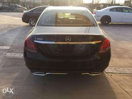 C200 by Benz