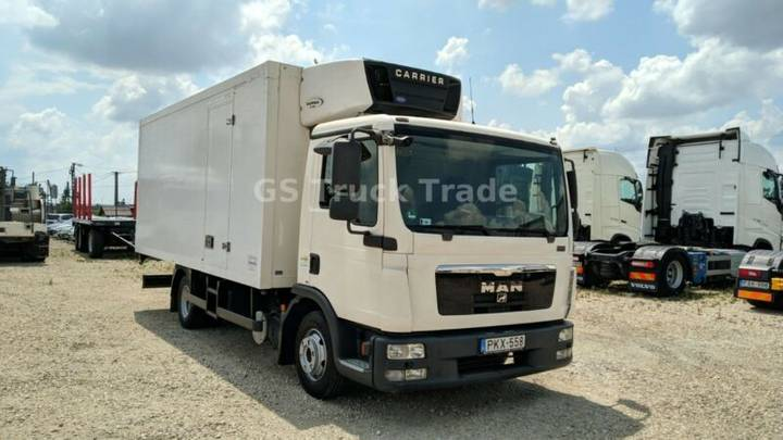MAN TGL 7.150 4X2 BB, Carrier S750 MT - 2010