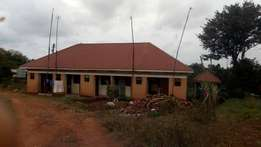 Commercial houses for sale in gayaza at 70m