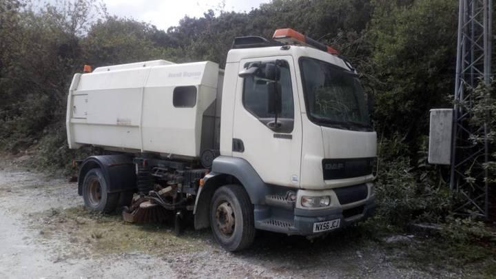 DAF Scarab Fa Lf55.220 (1560) - 2006