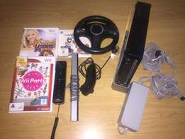 Wii console plus extras