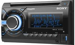 Sony wx-GT80U, mp3/USB double din, free delivery within nrb.