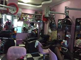 Salon for sale- Moi Avenue, Mombasa