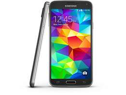 Dual camera New Samsung S five 4G network