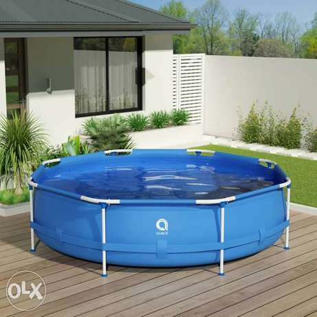 Avenli swimming pool pvc materials with filter by olympia 3.6 meters