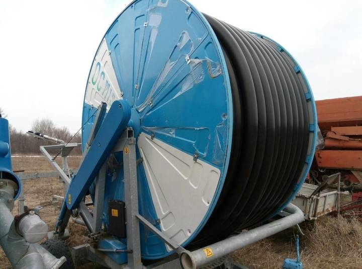 Ocmis irrigation machine - 2012