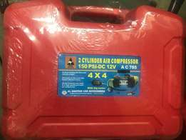 Powerful tyre Inflator, pressure pump, air erupt