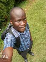 A young, self driven young kenyan looking 4 a job