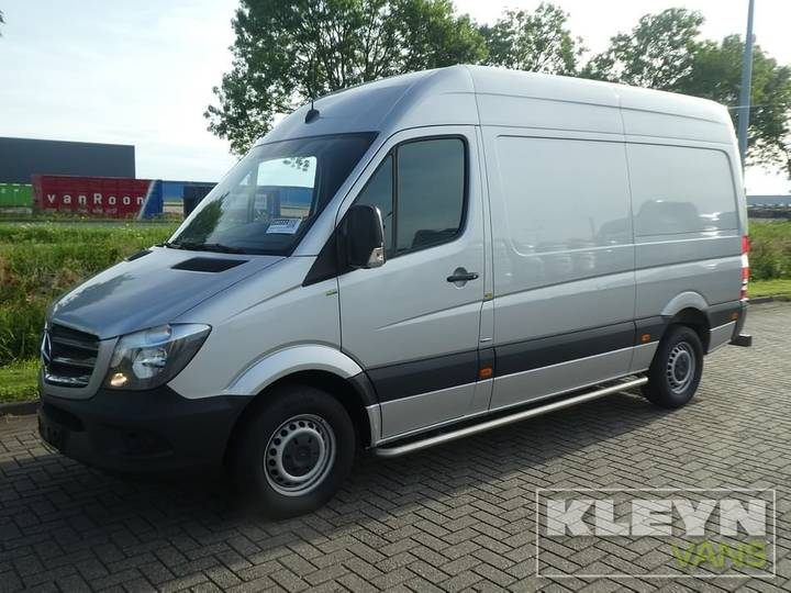 Mercedes-Benz SPRINTER 314 CDI l2h2 3.5t trekhaak! - 2017