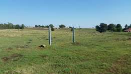 Plot for sale in randfontein