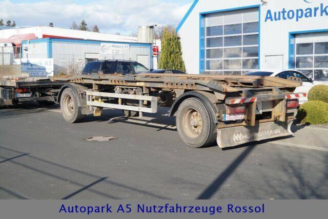 Hüffermann Hka 18.70 Abrollanhänger - 2005 - image 2