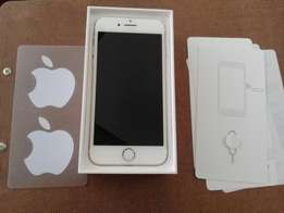 IPhone 7, Gold, 32 GB, All Accessories, Brand New