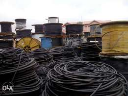 Wholesale, wires and cables
