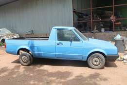 For Sale V.W Caddy 1.8 Only R35000 Negotiable for moreinformation Con