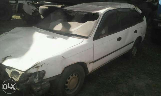 Toyota 103 DX salvage. Industrial Area - image 6