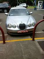 2004 Jaguar s type (duty paid) KCK PLATE