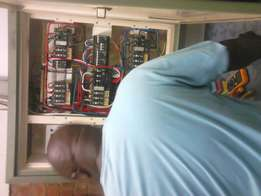 A reliable electrician for you with coc certificate