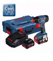New BOSCH GDX 18 volts cordless Impact Wrench
