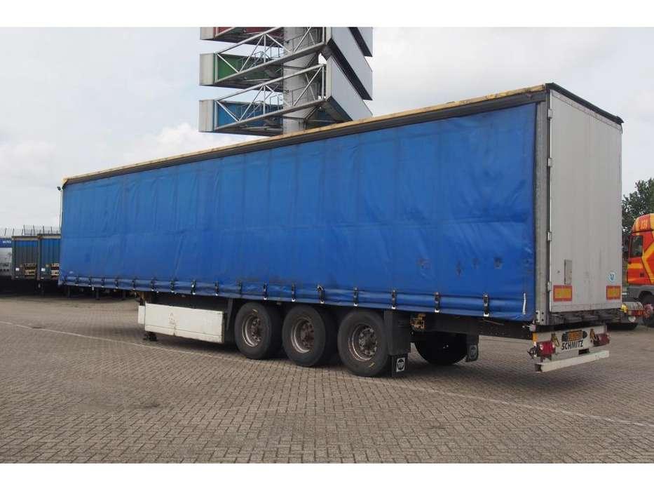 Schmitz Cargobull Tautliner - 2006 - image 2