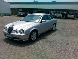 2003 S-Type 4.2 -V8 - FSH With JAGUAR - Immaculate