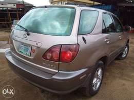 Clean and well maintained registered Lexus RX 300 at give away price