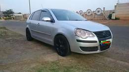Immaculate condition 2007 polo 1.6 hatch