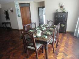 State house rd 3 br furnished to Let