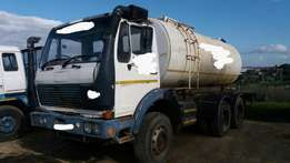 Mercedes-Benz 2624 water truck