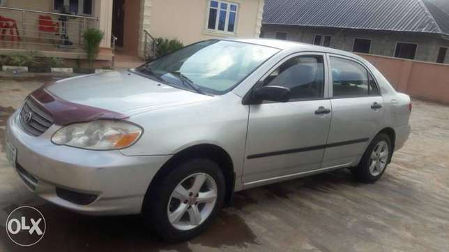 sharp 2004 Toyota Corolla for sale Akure South - image 3