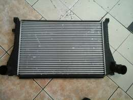 Radiator for benz with