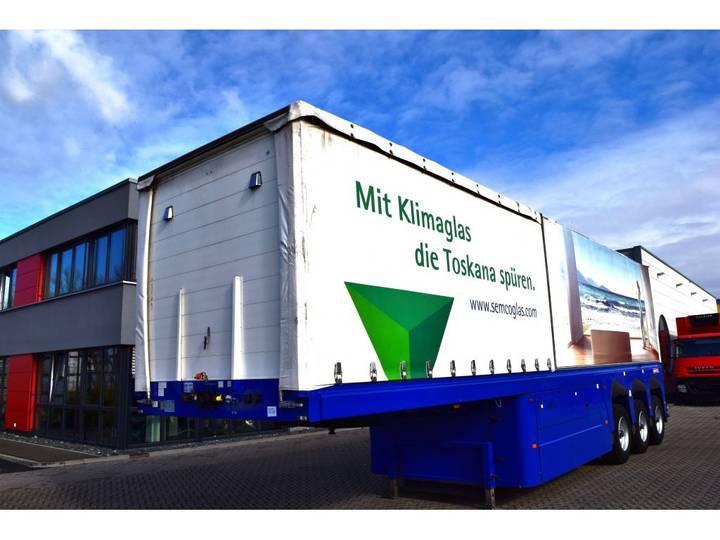 Langendorf SGL 3 / Innenlader / Glastransporter / BETON - 2010