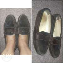 Original Carvela Suede Size 4 Shoes