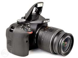 Brand New Nikon D3300 With Local Warranty for 38,499