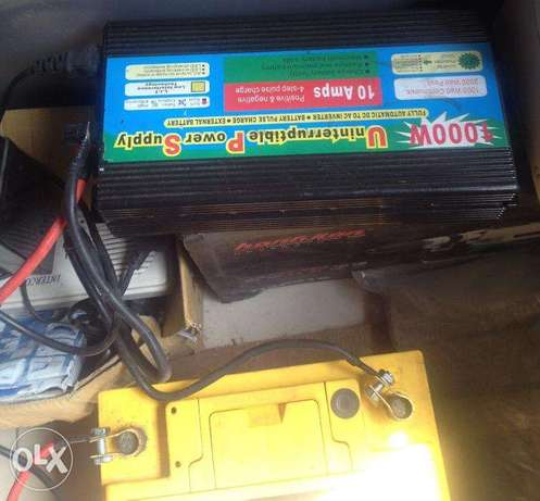 Power Inverter -1000W Modified Sine wave Surulere - image 1